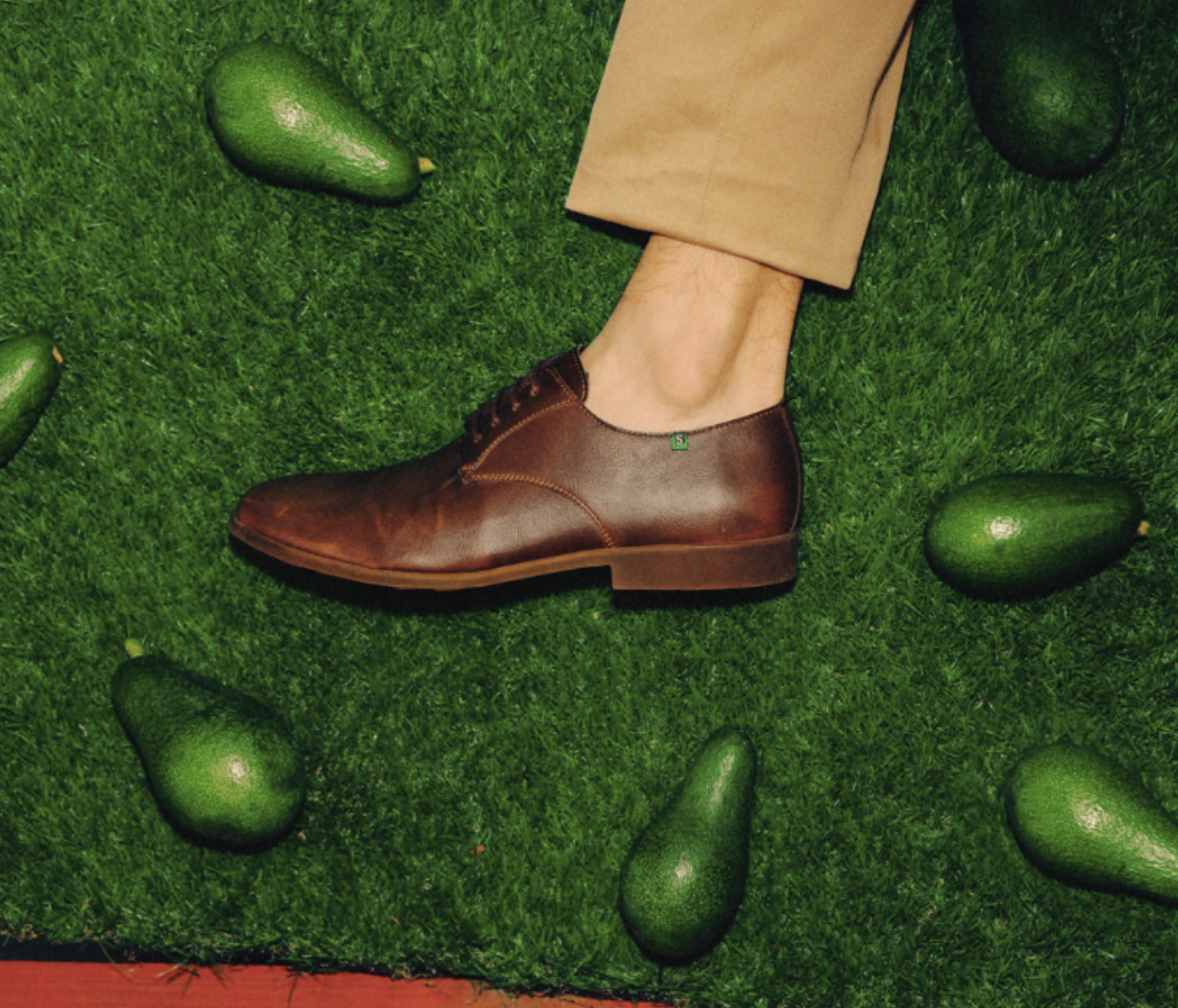 SUPERGREEN SHOES 4