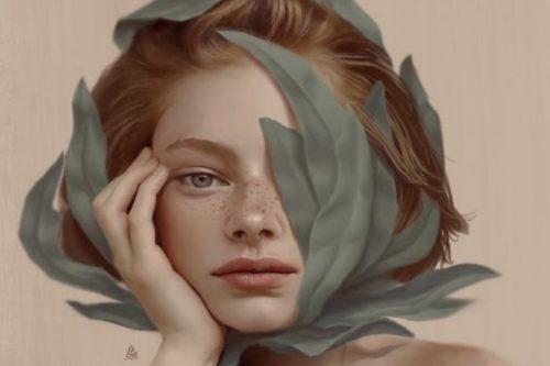 Turkish Illustrator Creates Surreal Artworks That Will Haunt Your Broken Heart Rencontrez les illustrations énigmatiques d'Aykut Aydoğdu